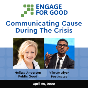 Engage For Good 2020