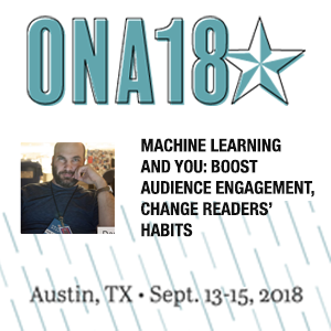 ONA18 Machine Learning
